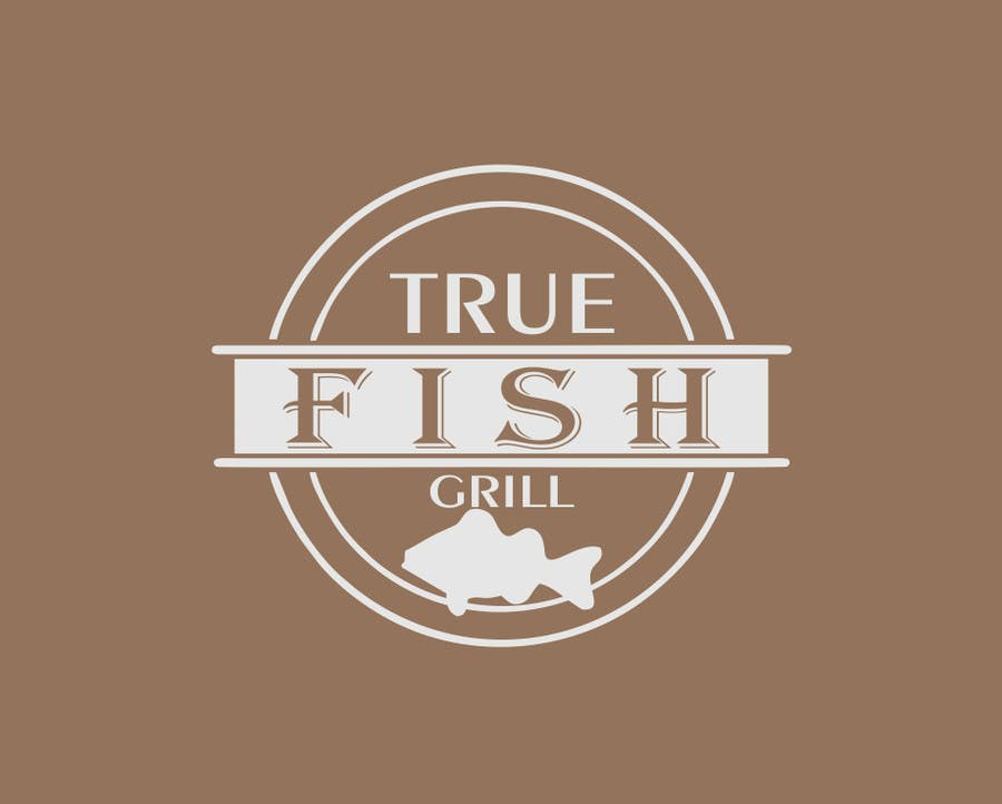 Penyertaan Peraduan #20 untuk Design a Logo for Restaurant - True Fish Grill
