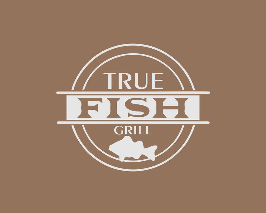 Penyertaan Peraduan #21 untuk Design a Logo for Restaurant - True Fish Grill