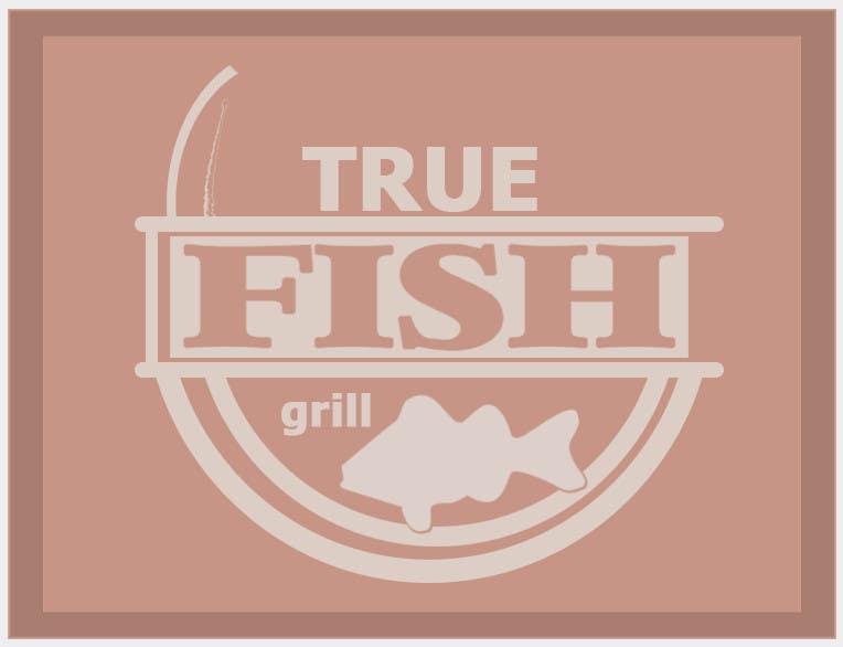 Penyertaan Peraduan #27 untuk Design a Logo for Restaurant - True Fish Grill