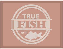 #28 for Design a Logo for Restaurant - True Fish Grill af benhammouanas