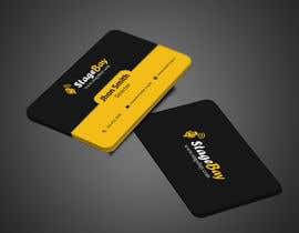 #87 untuk Design business cards for Stagebay oleh imtiazmahmud80
