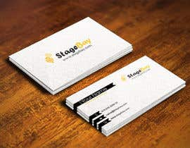 IllusionG tarafından Design business cards for Stagebay için no 34