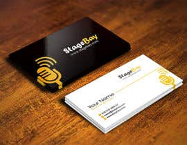 #38 untuk Design business cards for Stagebay oleh IllusionG