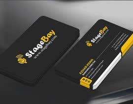 mamun313 tarafından Design business cards for Stagebay için no 40