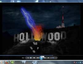 #34 for 30 SECOND 3D MOVIE TRAILER af modinoart