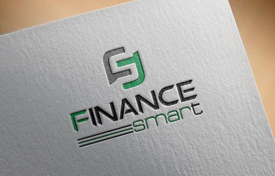 "Kilpailutyö #90 kilpailussa Design a Logo for ""finance smart"""