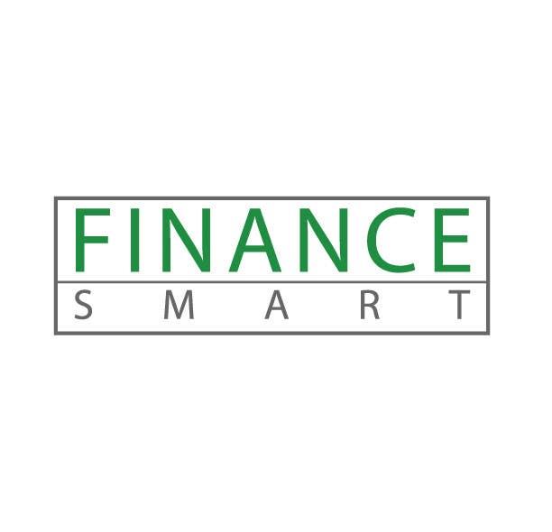 "Kilpailutyö #94 kilpailussa Design a Logo for ""finance smart"""