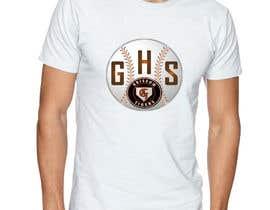 Nro 5 kilpailuun Design a Logo for GHS baseball käyttäjältä abdelengleze