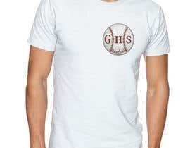 Nro 9 kilpailuun Design a Logo for GHS baseball käyttäjältä abdelengleze