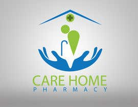 HAIMEUR tarafından Design a Logo for Care Home Pharmacy için no 4
