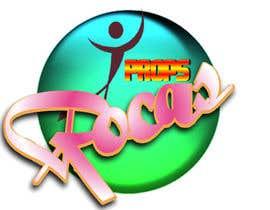 Nro 31 kilpailuun Design a Logo for Rocas Props käyttäjältä zizolopez