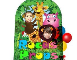 slimanic tarafından Design a Logo for Rocas Props için no 18