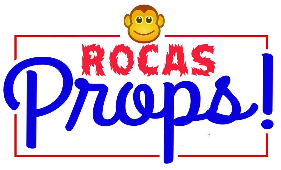 Konkurrenceindlæg #29 for Design a Logo for Rocas Props