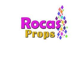 #34 untuk Design a Logo for Rocas Props oleh gopalnitin
