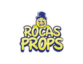 #10 for Design a Logo for Rocas Props af SelvaArt