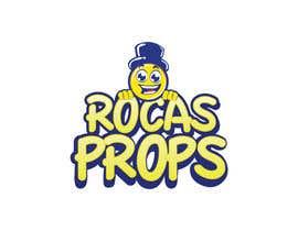 #10 untuk Design a Logo for Rocas Props oleh SelvaArt