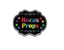 #8 for Design a Logo for Rocas Props af mayoo7a