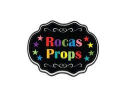 mayoo7a tarafından Design a Logo for Rocas Props için no 8