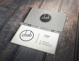 #21 cho Design some AWESOME Business Cards for Chab Pte Ltd bởi Fgny85