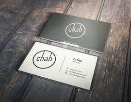 #22 for Design some AWESOME Business Cards for Chab Pte Ltd by Fgny85