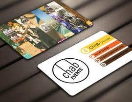 #14 for Design some AWESOME Business Cards for Chab Pte Ltd by Derard