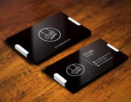 #51 for Design some AWESOME Business Cards for Chab Pte Ltd by IllusionG