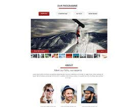 #2 for Website for Ski School Race team by smartyogeeraj