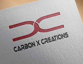 #121 for Design a Logo for Carbon X Creations af saonmahmud2