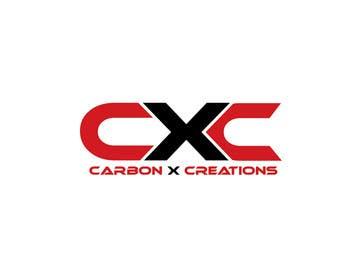 #138 untuk Design a Logo for Carbon X Creations oleh mdrashed2609