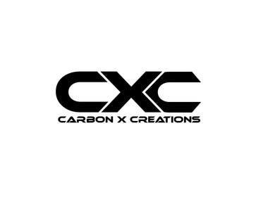 #142 untuk Design a Logo for Carbon X Creations oleh mdrashed2609