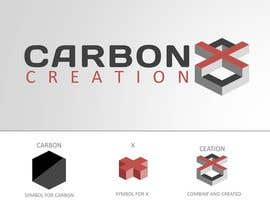 #91 for Design a Logo for Carbon X Creations af jericcaor