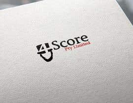 #30 untuk Design a logo for 4Score oleh thunderbrands