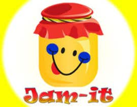 Nro 2 kilpailuun Design a Logo and name for homebased business of fruit jams and spreads käyttäjältä pradeepswami