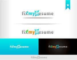 #27 for Design a Logo for FixMyResume by imdadkhan