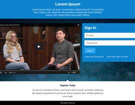 #18 for Design a Landing Page template. af shakib609