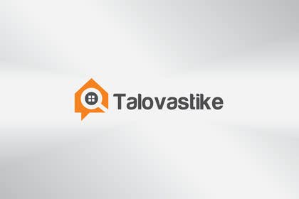 Nro 281 kilpailuun Design logo for Talovastike, a fresh new company käyttäjältä pvcomp