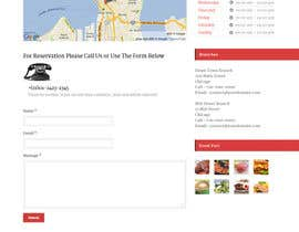 gerardway tarafından Restaurant Website Needed için no 10