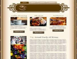 #17 untuk Restaurant Website Needed oleh Mach5Systems