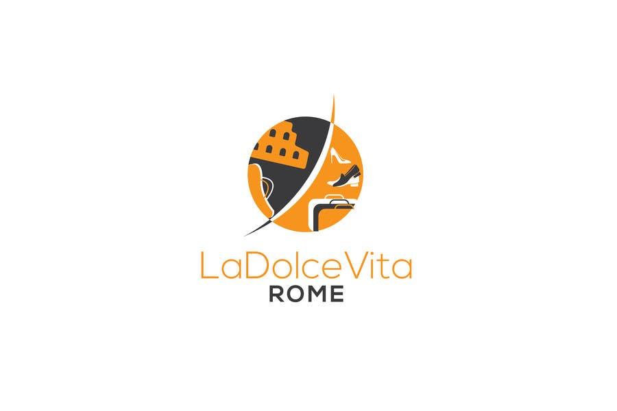 Bài tham dự cuộc thi #36 cho Disegnare un Logo for online Store: LaDolceVita Rome