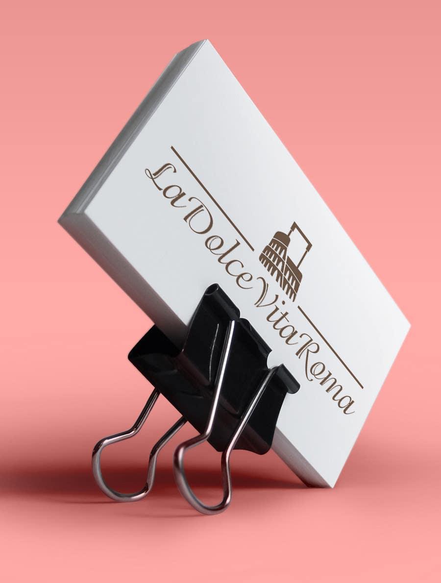 Bài tham dự cuộc thi #10 cho Disegnare un Logo for online Store: LaDolceVita Rome