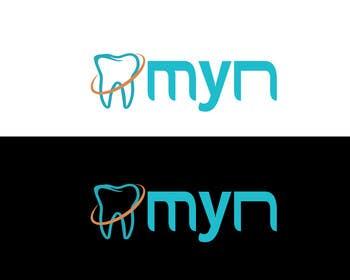 "#55 untuk Make a modern logo for ""Myn"" oleh meshkatcse"