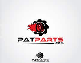 #110 for Design a Logo for patparts.com af JasonMarshal2015