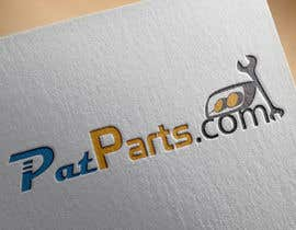 #21 for Design a Logo for patparts.com af soloaizen