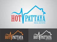 Graphic Design des proposition du concours n°92 pour Design a Logo for REAL ESTATE company named: HOTPATTAYA