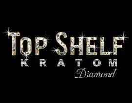 #75 untuk Design a Logo for Top Shelf Kratom oleh ricardosanz38