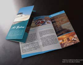 #48 cho Design a Flyer for luxury yacht charter bởi stylishwork