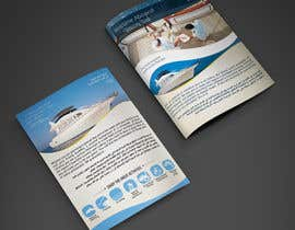 #2 for Design a Flyer for luxury yacht charter af alromisa