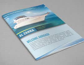 #68 for Design a Flyer for luxury yacht charter af damirruff86