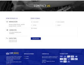 #12 cho Design a Website and Logo  for CAR WASH Detailing bởi syrwebdevelopmen