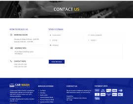 #14 cho Design a Website and Logo  for CAR WASH Detailing bởi syrwebdevelopmen